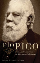 Pio Pico Book by Salomon